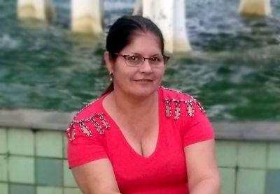 Faleceu Rosa Maria Rolim M. da Cruz