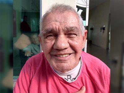 Faleceu Silvino Pinto do Amaral