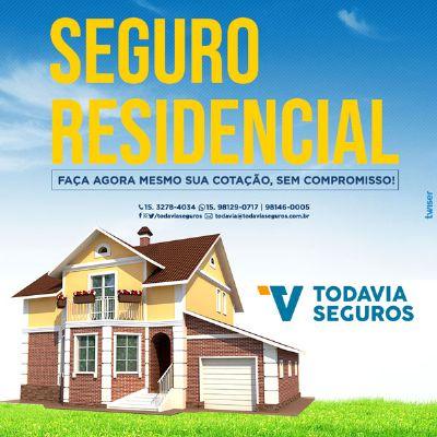 Faça um seguro residencial na TodaVia Seguros e proteja sua casa