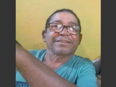 Faleceu Vicente Vieira dos Santos
