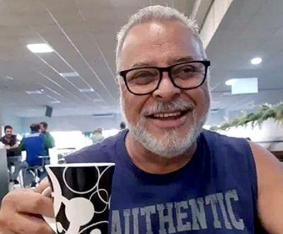 Faleceu José Mario Ferreira da Silva