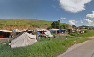 Mulher leva facada em confusão entre ciganos na Água Doce