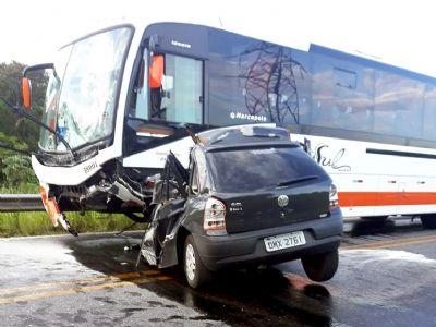 Acidente em rodovia de Iguape mata quatro pessoas de São Miguel Arcanjo