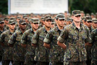 Jovens nascidos em 2001 devem se alistar ao Serviço Militar até junho