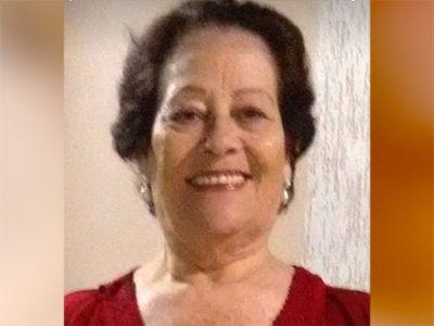 Faleceu Aparecida de Lourdes Marchini