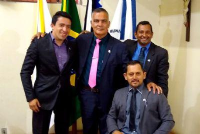 João Batista é o novo presidente da Câmara Municipal