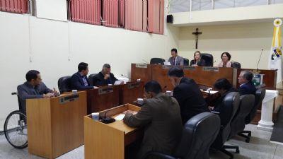 Câmara inicia hoje o ano legislativo com a primeira sessão ordinária