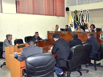 Divulgada a pauta da sessão de hoje da Câmara Municipal dos Vereadores