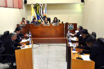 Pauta da 13ª sessão ordinária da Câmara Municipal desta quarta-feira