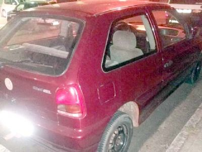 VW Gol furtado em Pilar do Sul é encontrado em Sorocaba