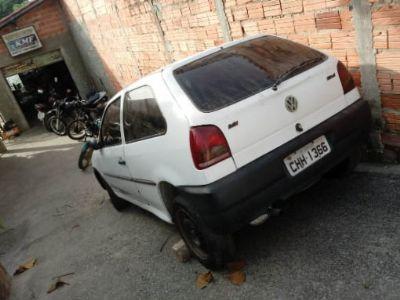 VW Gol furtado em Sarapuí é encontrado em Sorocaba
