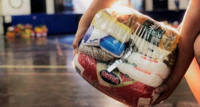 Fundo Social de Pilar do Sul vai atender 175 famílias com cestas básicas
