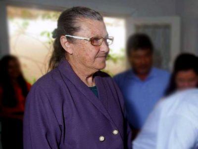 Faleceu Maria Aparecida Soriani Solfiati
