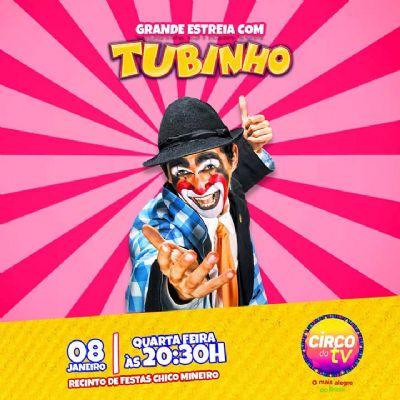 Sucesso de público, Circo da TV estreia nesta quarta-feira em Pilar do Sul