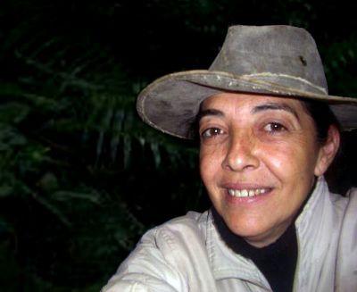 Faleceu Claudete Urias Diniz Oliveira