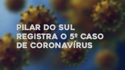 Pilar do Sul tem mais um caso confirmado de Coronavírus