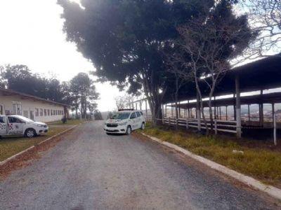 Homem é encontrado morto no recinto Chico Mineiro