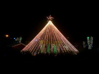 Decoração de Natal da ACE será inaugurada nesta sexta-feira