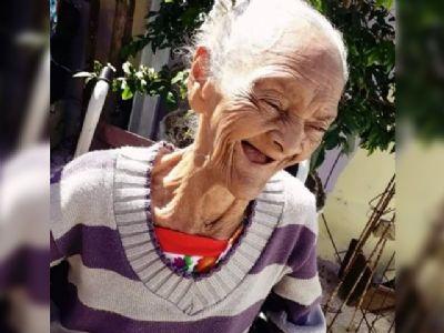 Faleceu Brasilina Benedicto (100 anos)