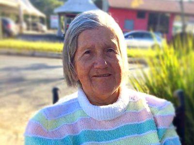 Faleceu Marina Gomes Ribeiro