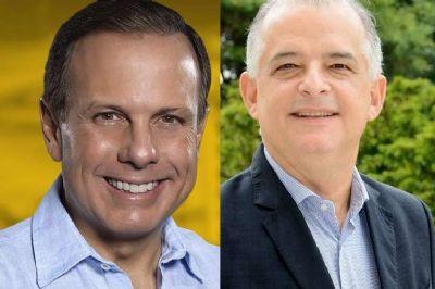 Dória vence a eleição em Pilar do Sul com 68% dos votos válidos