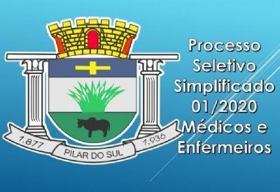 Prefeitura abre edital para contratação emergencial de médicos plantonistas e enfermeiros