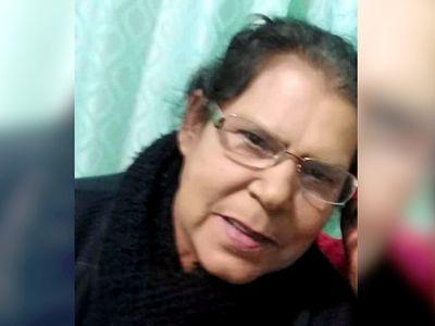 Faleceu Elza Gomes Medeiros