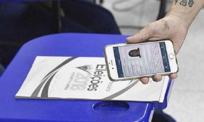 Baixe o e-Título, o aplicativo que substitui o título de eleitor