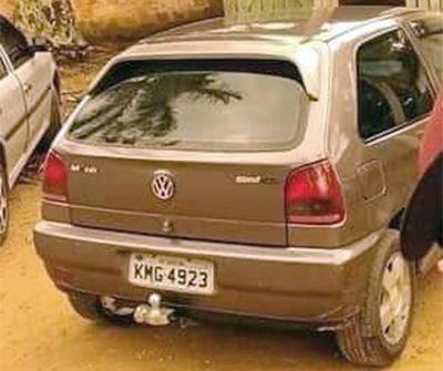 Dois veículos VW Gol são furtados nas imediações da FEAPS