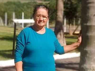 Faleceu Ivani Maria Flora Monteiro