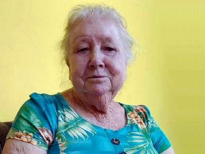Faleceu Jandira Moreira Bueno