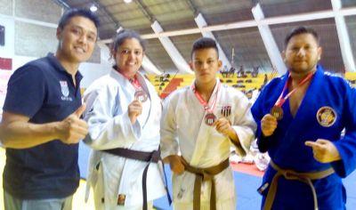 Judocas pilarenses garantem classificação para o inter-regional em Santos