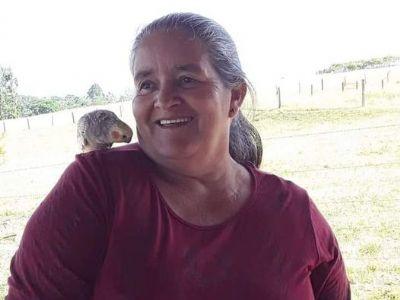 Faleceu Maria Ondina Nunes de Almeida