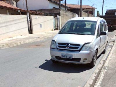 Carro furtado em Salto é encontrado pela PM em Pilar do Sul