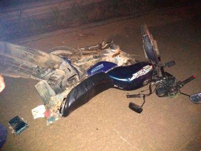 Motociclista é atingido por carro e morre após ser arremessado de ponte na SP-264