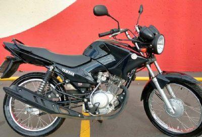 Motocicleta é furtada de residência no Turvo dos Antunes