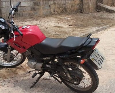 No dia do seu aniversário, pedreiro tem moto furtada no Campo Grande