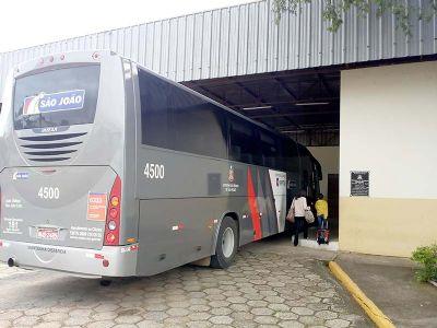 Ônibus voltam a circular normalmente em Pilar do Sul e região