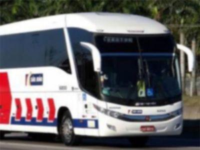 Bandidos armados assaltam ônibus da São João no Jardim Panorama