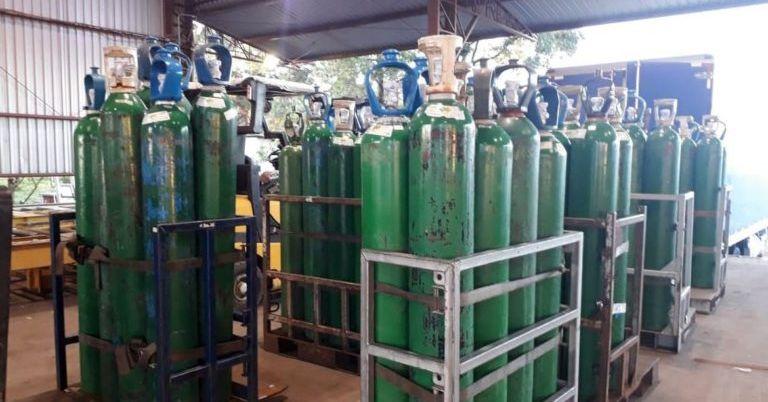 Pilar e São Miguel estão entre 115 municípios com oxigênio para menos de uma semana