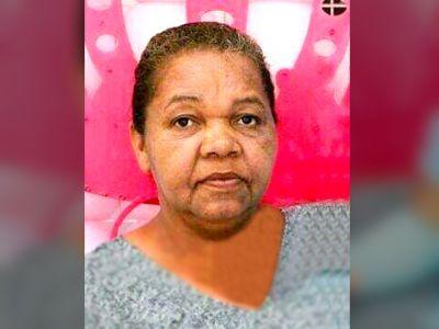 Faleceu Rosa Oscarlina da Silva Nunes