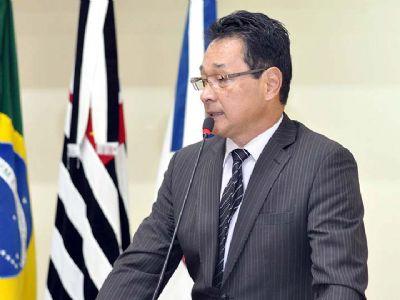 Takashi Iriyama é reconduzido ao cargo de secretário na administração de Toninho da Padaria