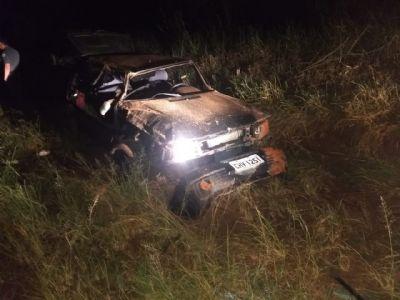 Identificado motorista que morreu em acidente na estrada da Reunidas