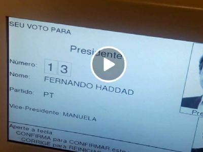 Justiça Eleitoral identifica eleitor de Pilar do Sul que filmou e publicou voto no Facebook