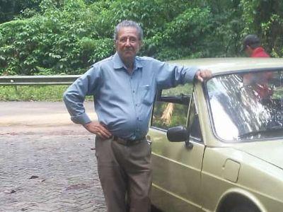 Faleceu José Rodrigues Garcia (Zé Garcia)